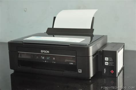 Printer Epson L350 Vira Jaya epson l350 all in one ink tank system printer review