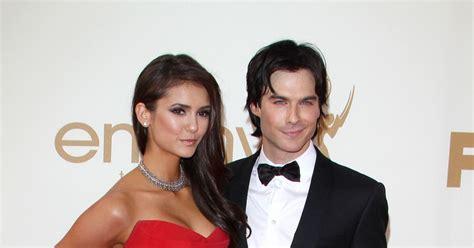 63e Crmonie Des Primetime Emmy Awards Wikipdia | nina dobrev et ian somerhalder 224 la 63e c 233 r 233 monie des