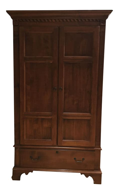 Ethan Allen Tv Armoire by Ethan Allen Tv Armoire Chairish