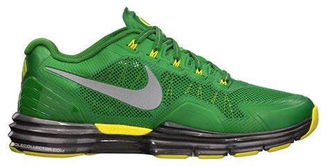 oregon football shoes nike lunar tr1 sport pack oregon ducks sole collector