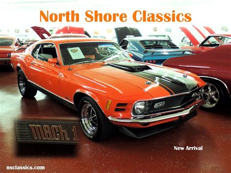 how things work cars 1970 ford mustang regenerative braking 1970 ford mustang mach 1 bad boy see video stock 39302js for sale near mundelein il il