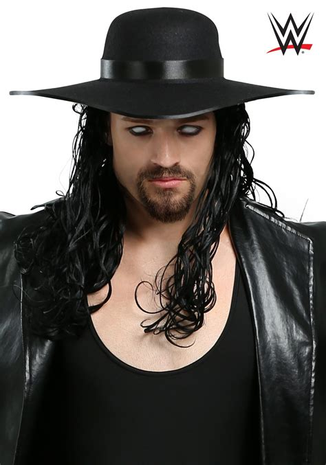 Home Halloween Decorations by Wwe Undertaker Wig For Men