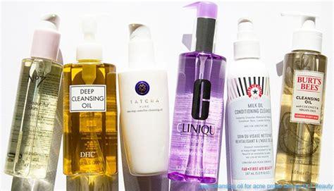 Best Detox For Acne Skin by 10 Best Cleansing Oils For Acne Prone Skin Dlt