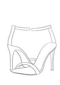 Fashion Outline by Fashion Template 025 187 I Fashion Templates