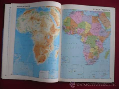 libro atlas geogrfico de espaa atlas geografico universal y de espa 241 a tdk80 comprar libros de geograf 237 a y viajes en
