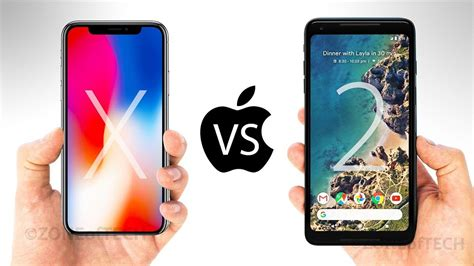 iphone v pixel 2 which should you get iphone x vs pixel 2 xl trends buzzer