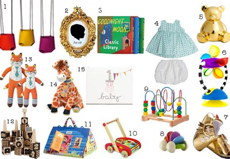 christmas gifts ideas for baby life style by modernstork com