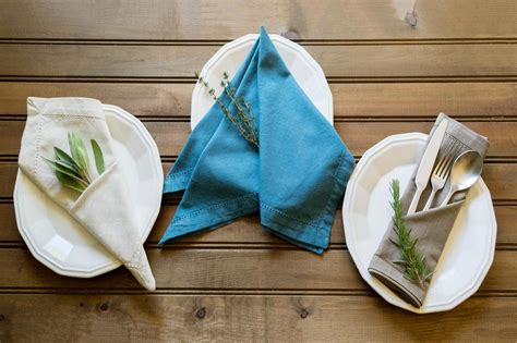 How To Fold Paper Napkins In A Fancy Way - 3 simple ways to fold a napkin diy network made