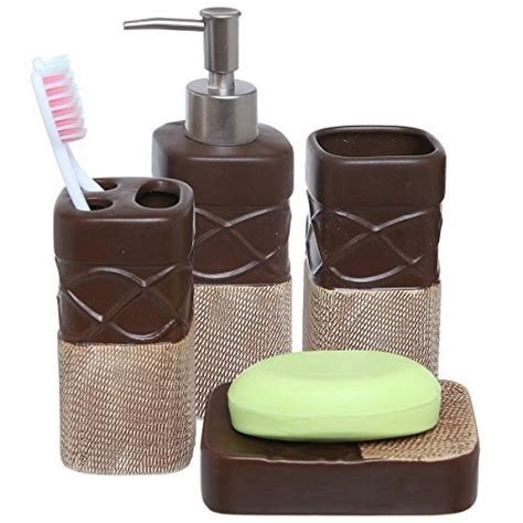 bathroom soap dispenser sets best bathroom soap dispenser set for sale 2017 giftvacations