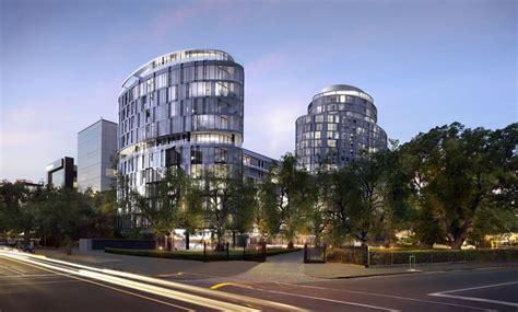 St Apartments Melbourne Fl Parque 555 St Kilda Road Melbourne Wt Partnership