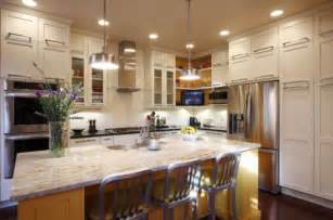 Double Oven Kitchen Design by 6 Of The Most Popular Oven Arrangements For The Kitchen