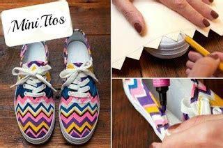 como decorar zapatos locos para niños tutoriales