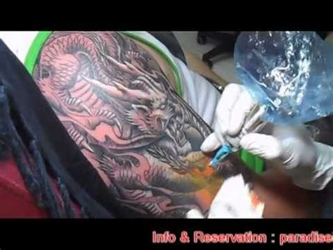 bali tattoo cover up paradise ink tattoo bali cover up jackass to dragon