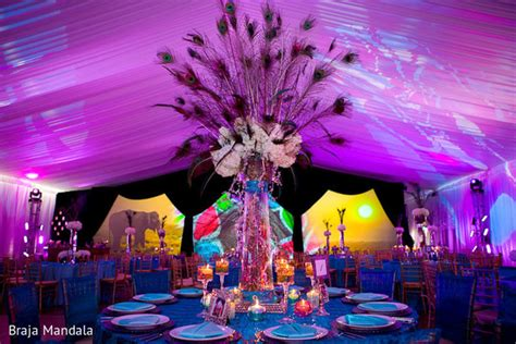 all posts tagged with peacock themed indian wedding maharani weddings