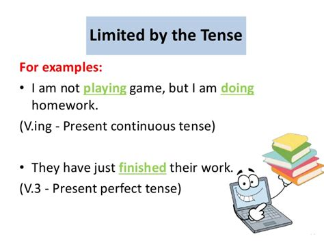 pattern present perfect continuous tense verb pattern