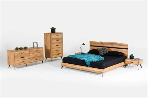 modern oak bedroom furniture domus alan modern drift oak bedroom set modern bedroom bedroom
