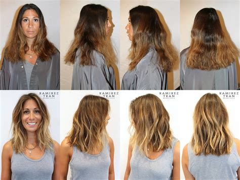 drastic highlighted hair styles donovan mills archives ramirez tran salon