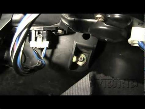 2005 toyota highlander blower motor resistor how to install replace heater ac blower fan motor toyota camry avalon lexus es300 92 99 1aauto