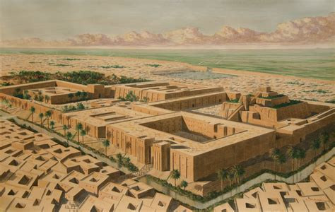Old Maps, Expeditions and Explorations: Ur: A Sumerian City