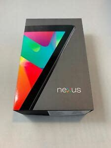 asus nexus 7 android 8 brand new asus nexus 7 tablet 7 inch android 8gb 1 2mp fast shipping ebay