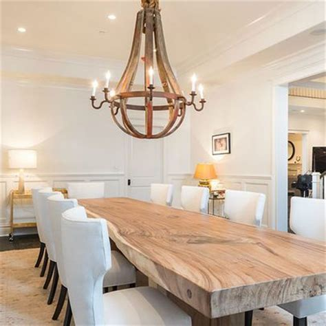 natural wood dining room table 25 best ideas about natural wood dining table on
