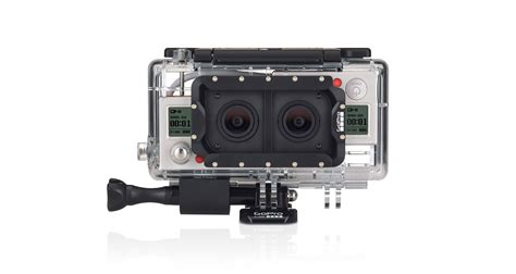go pro gopro dual system housing tandem housing holds