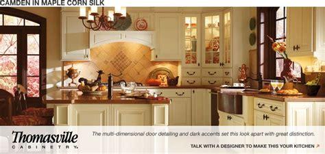 thomasville kitchen cabinet cream cherry cabinets maple thomasville camden in maple corn silk lita s kitchen