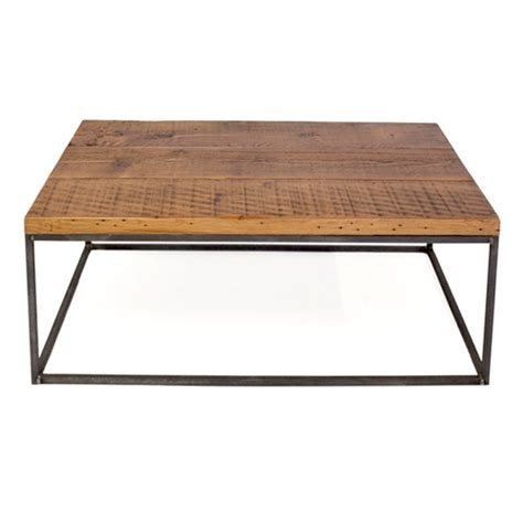 railcar coffee table by house