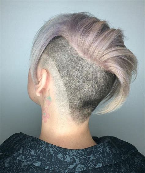 extreme shaved haircuts 369 best images about hair super short napes on pinterest