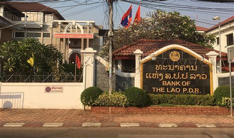 laos bank bank of the lao p d r