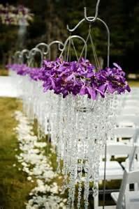 shepherd hook outdoor wedding reception aisle decor supply