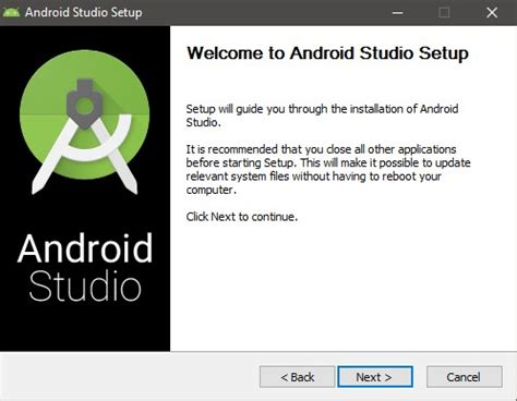 android development tutorial installing android studio how to install android studio 3 0 for android development