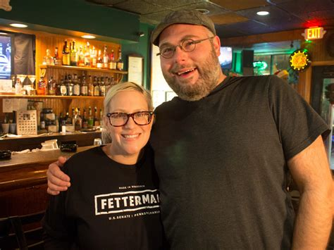 john fetterman tattoos fetterman has pictures to pin on