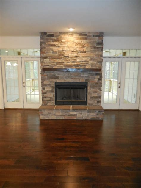 Back To Back Fireplaces by Pantry Fireplaces And Custom Shower