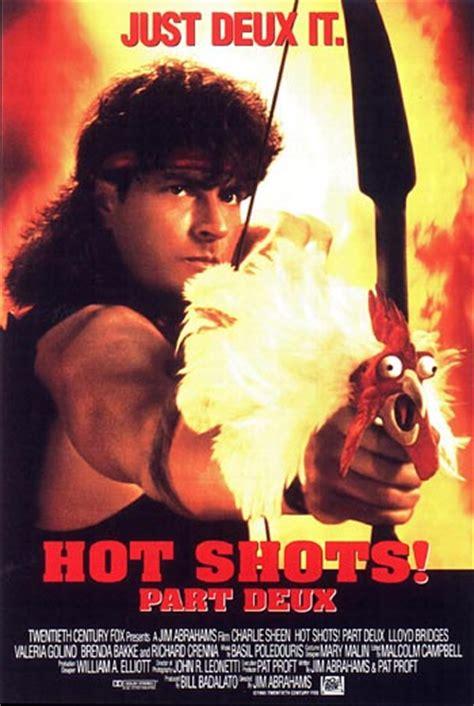 film hot shot threesixtyfivefilms january 21st hot shots hot shots part