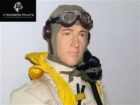 Figure Pilot rc pilot figure wwii american pacific pilot 15 inches