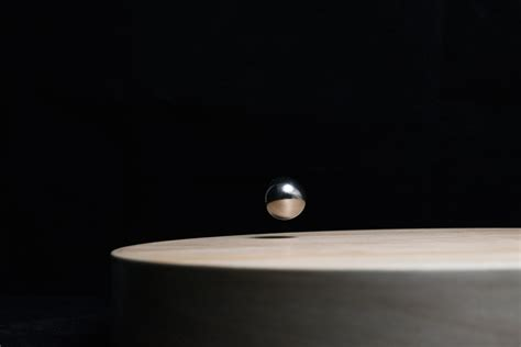 flyte clock a levitating time by flyte ignant