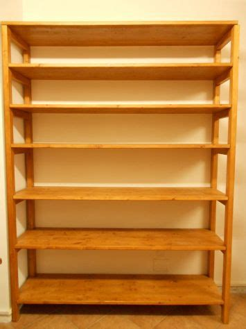 scaffali per in legno scaffali legno grezzo usato vedi tutte i 79 prezzi