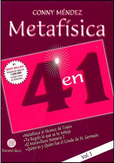 4 libros en 1 metaf 237 sica 4 en 1 vol 1 conny mendez comprar libro en fnac es