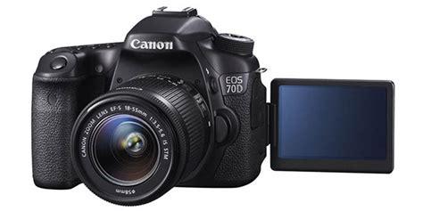 Kamera Canon 70d Di Jogja berapa harga dslr canon 70d di indonesia kompas