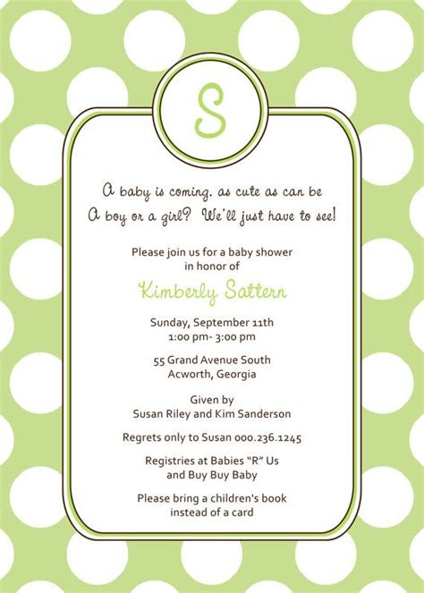 Unknown Gender Baby Shower by For Unknown Gender Baby Shower Invitations Quotes