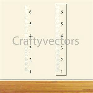 ruler template inches growth chart ruler template decals for ruler growth