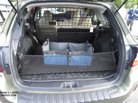 subaru outback cargo net side cargo nets for 2015 page 2 subaru outback