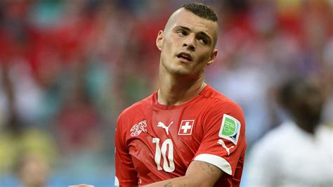 granit xhaka profile of arsenal s summer signing