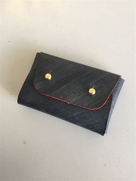 Origami Business Card Holder - business card holder origami coin and card wallet business