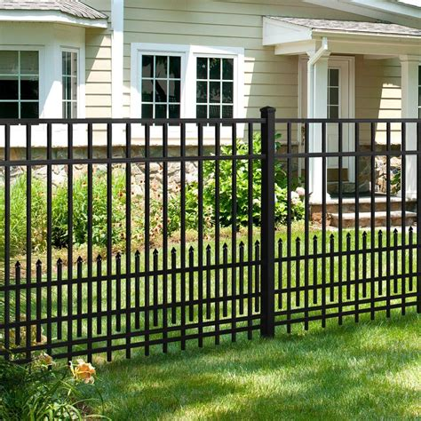 wrought iron fence panels cost of installing wrought iron