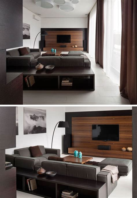 Living Room Ideas With Tv On Wall - 8 tv wall design ideas for your living room contemporist