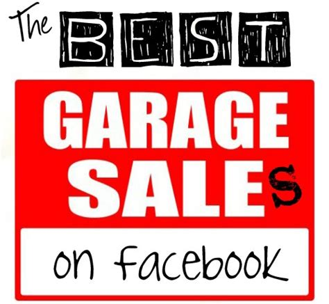 Garage Sale Websites garage sale marketing