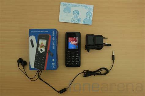 Nokia 130 Dual Sim Candybar nokia 108 dual sim unboxing