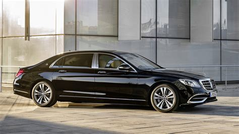 2018 mercedes s560 news and engine lineup from shanghai